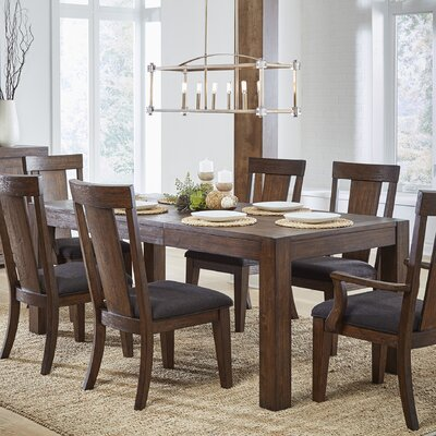 Wyckoff Rectangular Extendable Dining Table