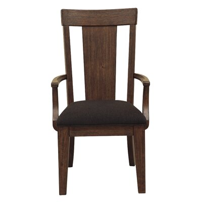 Wyckoff Upholstered Wood Dining Chair