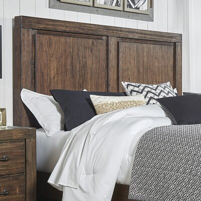 Wyckoff Panel Headboard Size: Queen