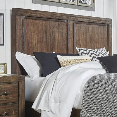 Wyckoff Panel Headboard Size: King/California King