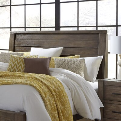 Fiorella Panel Headboard Size: Queen