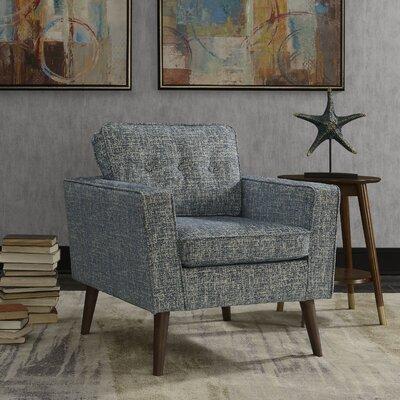 Vadnais Armchair Upholstery: Blue