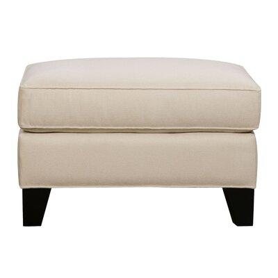 Hegewisch Ottoman Upholstery: Vanilla