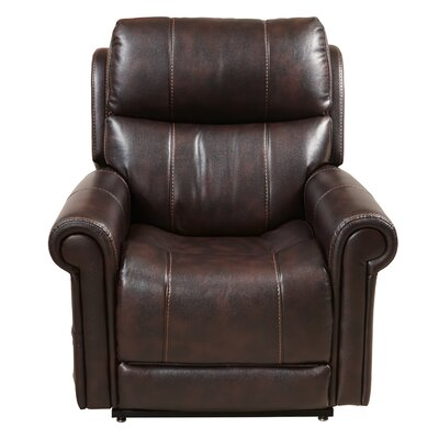 Evins Leather Recliner