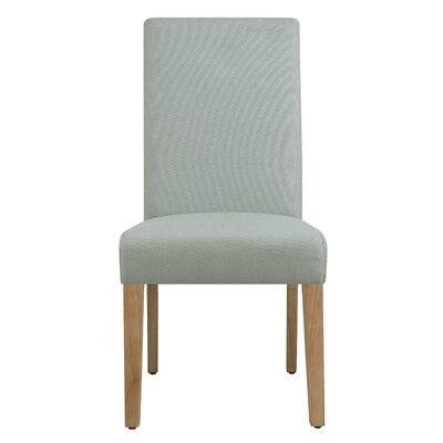 Tigner Seafoam Upholstered Dining Chair (Set of 2)