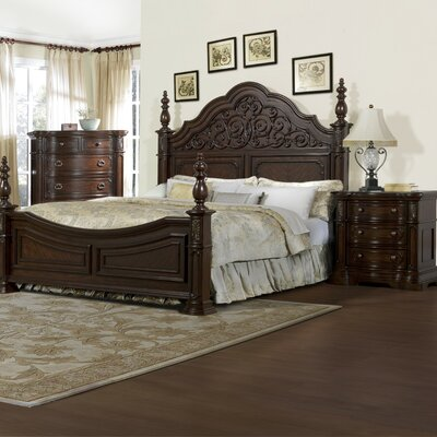 Buy Low Price Pulaski Solana Panel Bedroom Collection Bedroom Set Mart