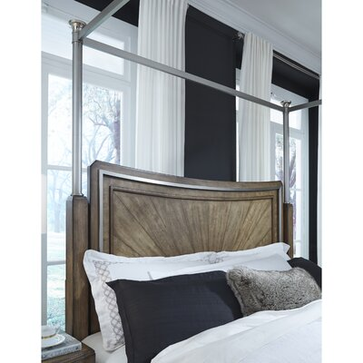 Cannock Panel Canopy Bed Headboard