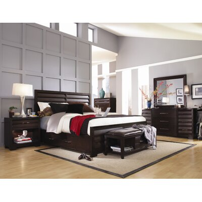 Martinsville Panel Configurable Bedroom Set