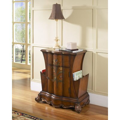 Pulaski Artistic Expression Hand Painted 3 Drawer Accent Chest ...