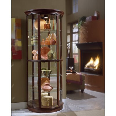 Nancy Preference Curio Cabinet