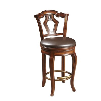 Lear Swivel Bar Stool