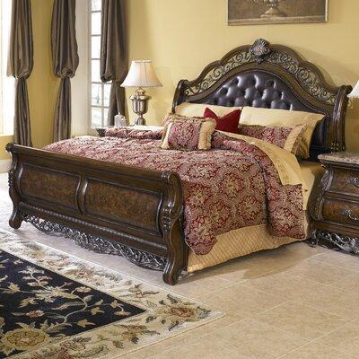 Josselyn Sleigh Bed