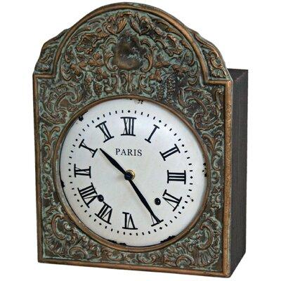 Kaminuhr | Dekoration > Uhren > Standuhren | Bronze | Castleton Home