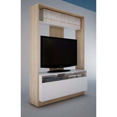 Malm Cube 44.5 Entertainment Center
