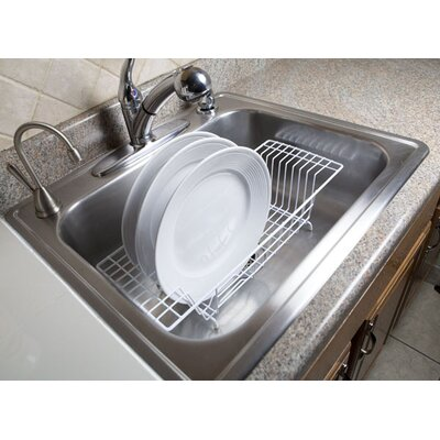 8 W x 5 D Over Sink Rack