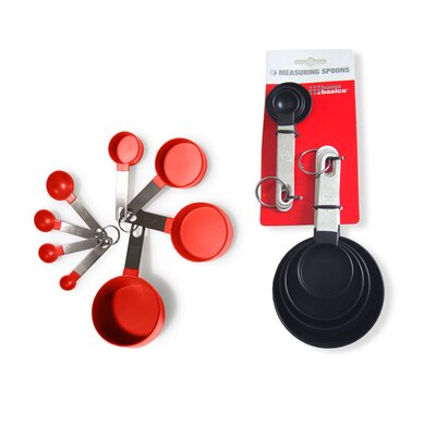 8 Piece Measuring Spoon Set (Set of 2) MC00702