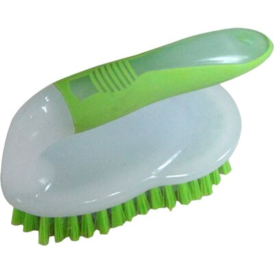 Scrub Brush Color: Green