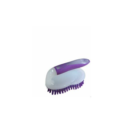 Scrub Brush Color: Purple