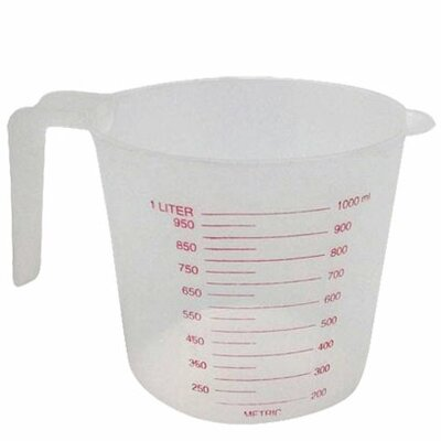 4-Cup Plastic Measuring Cup MC01907