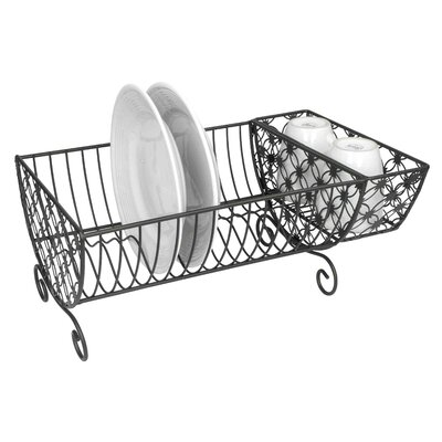 Decorative Dish Rack