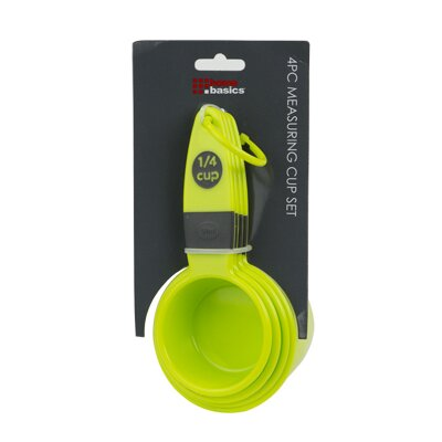 4-Piece Measuring Cup Set KT44749