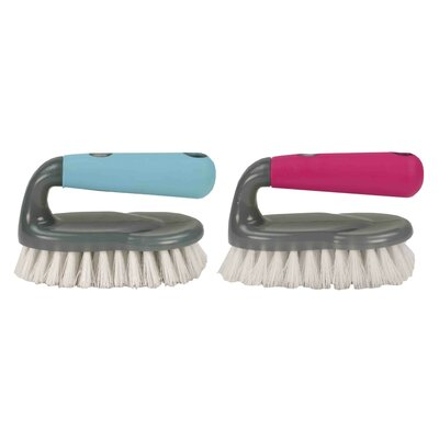 Ace Scrub Brush Color: Pink