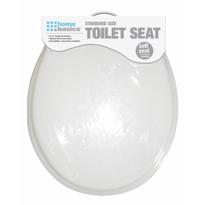 Soft Elongated Toilet Seat
