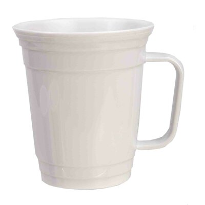 15 oz. Cold Beverage Mug Color: White VF41225-WHT
