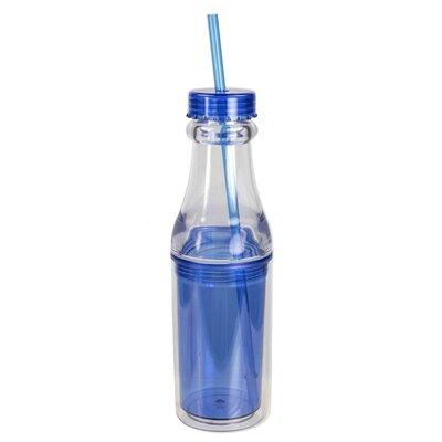 16 oz. Soda Bottle VF41226-BLU