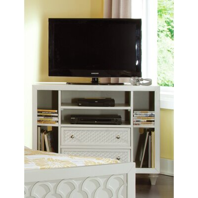 Amanda 2 Drawer Media Chest Color: Dove Grey