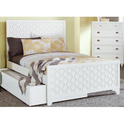 Amanda Panel Bed