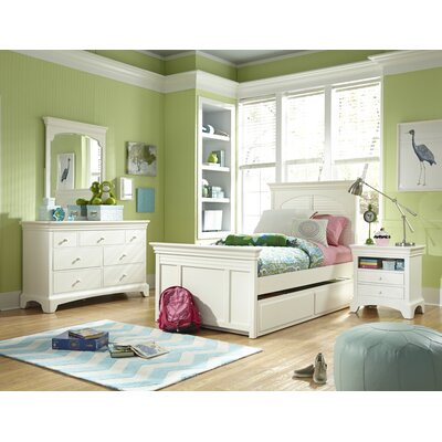 Crawfordville Panel Customizable Bedroom Set
