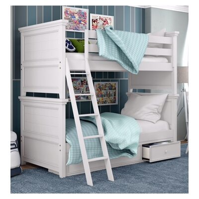 Inwood Complete Standard Bunk Bed with Drawers