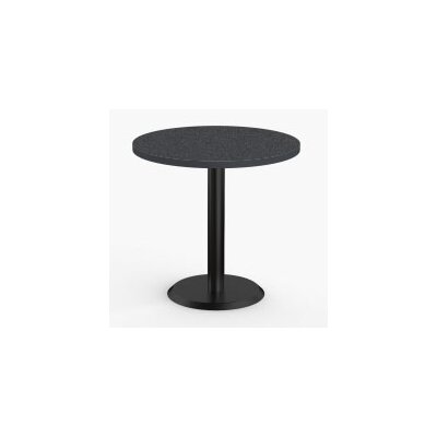 "Special-T Disco Table - Top Finish: Graphite Nebula, Size: 30"" Dia at Sears.com"