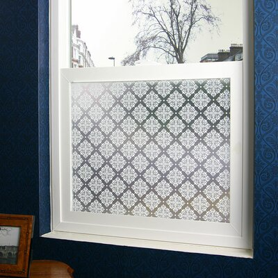 Damask Privacy Window Film G4004P