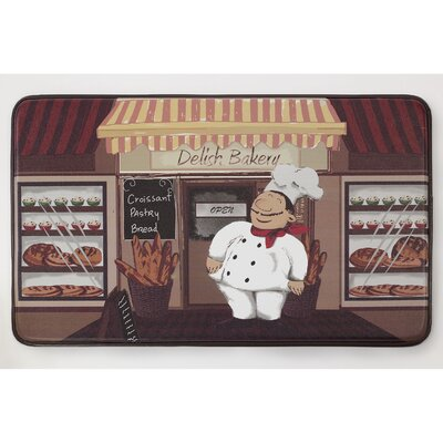 Cushioned Happy Hour Chef Mat