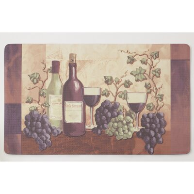Cabernet Anti-Fatigue Comfort Chef Mat