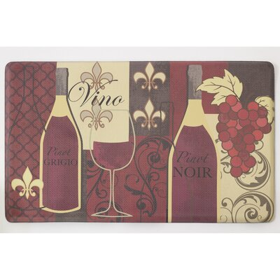 Vino Anti-Fatigue Comfort Chef Mat