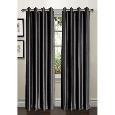 Bliss Room Darkening Thermal Curtain Panels