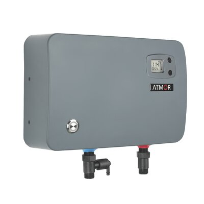 ThermoBoost 10.5kw/240 Volt 1.7 GPM Electric Tankless Water Heater