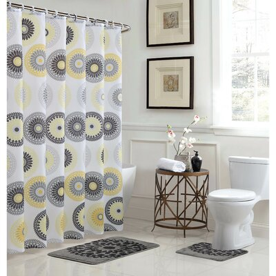 Raquel Shower Curtain Set