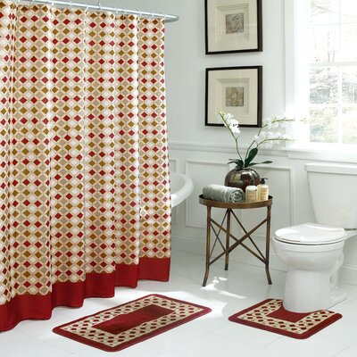 Christine Shower Curtain Set