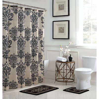 Reverly Shower Curtain Set