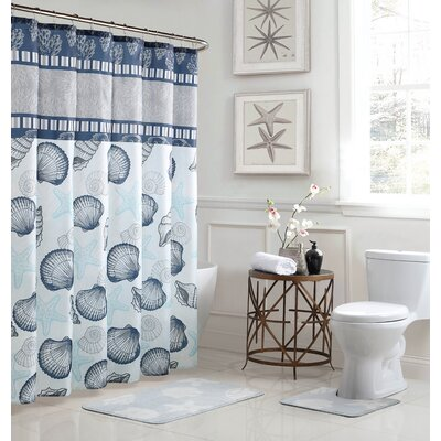 Island Shower Curtain Set