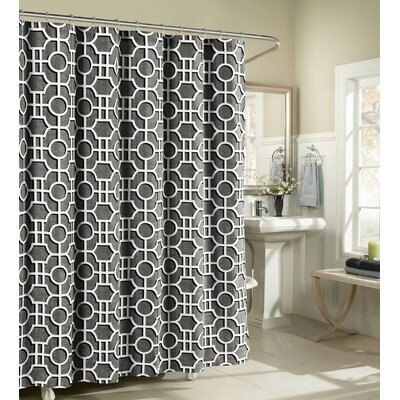 Lenox Cotton Shower Curtain