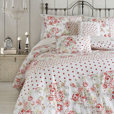 Marilyn 3 Piece Comforter Set Size: King