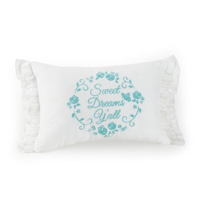 Elodie Cotton Lumbar Pillow