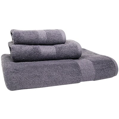 Signature Bath Towel Color: Flintstone