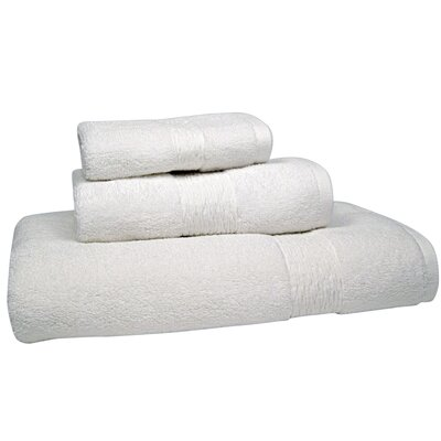 Signature Bath Towel Color: White
