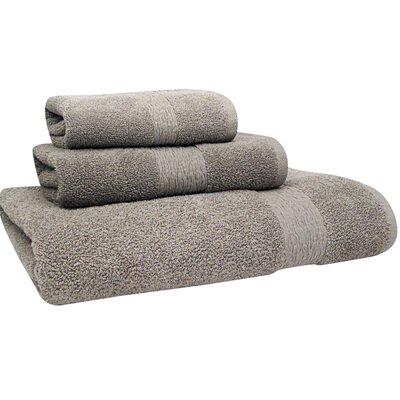 Signature Wash Cloth Color: Neutral Gray